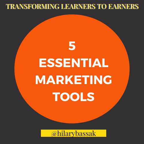 Top Tools for MarketersTh
