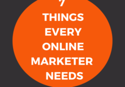7 Things Marketers Need