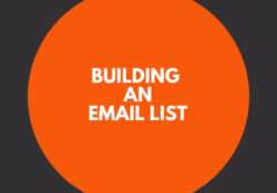 email lists work