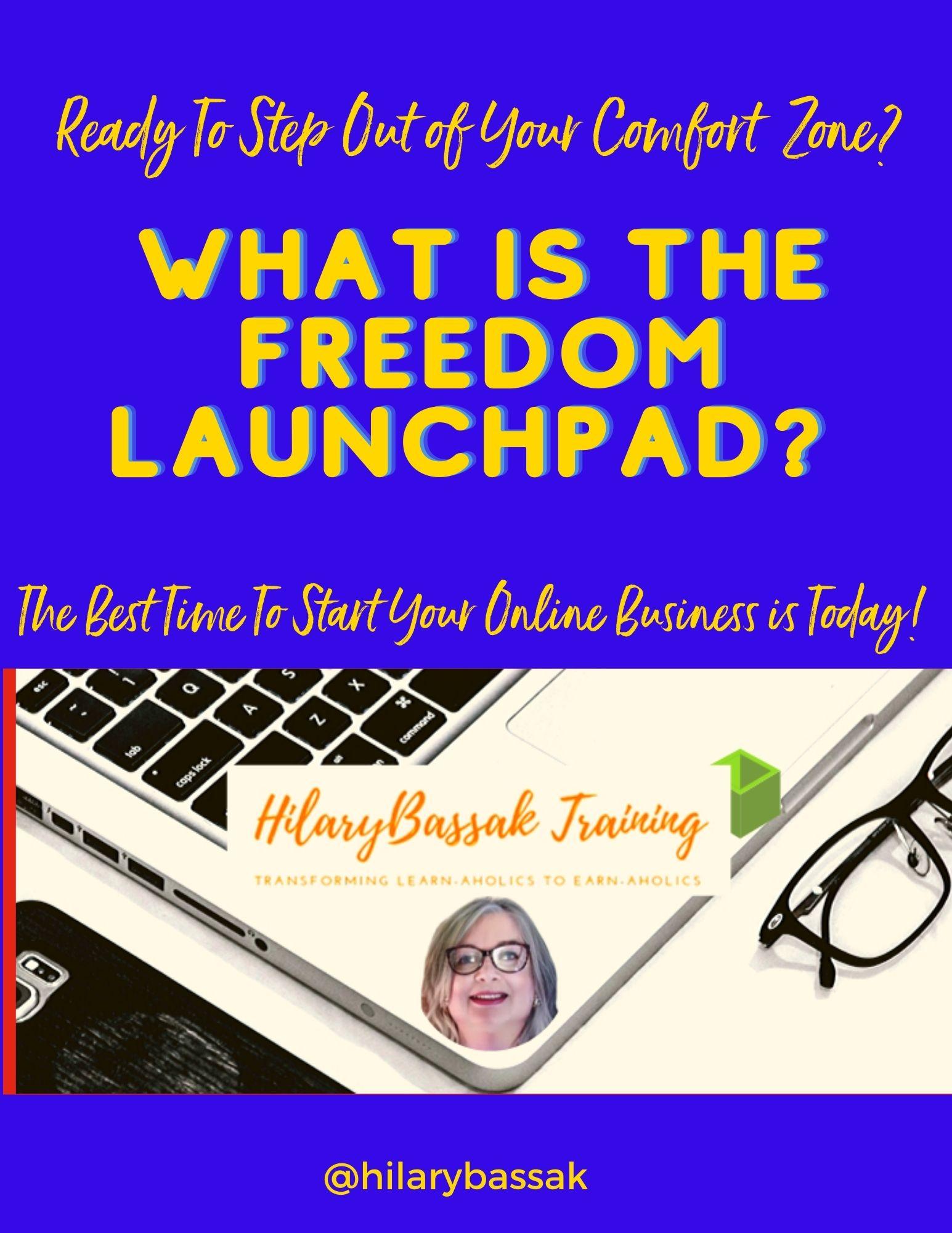 freedom launchpad